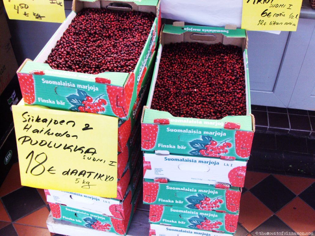 Cowberries - The Scent of CInnamon
