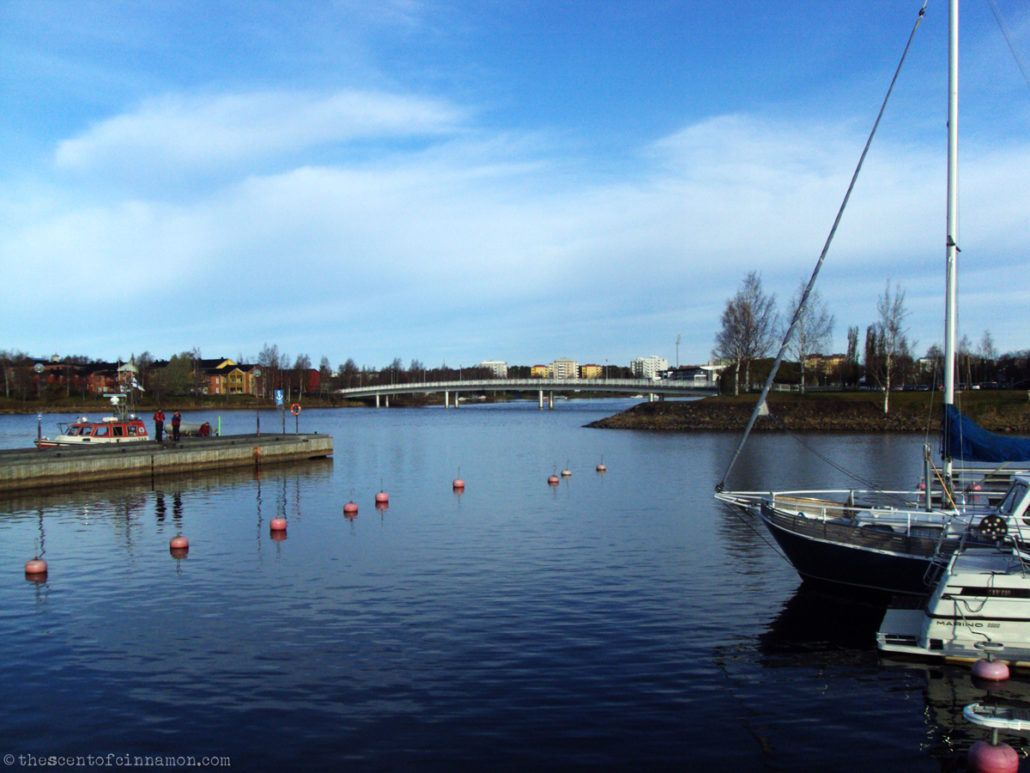 Harbour Oulu - The Scent of Cinnamon