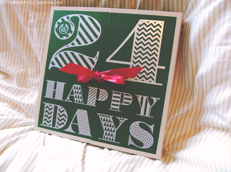 the body shop advent