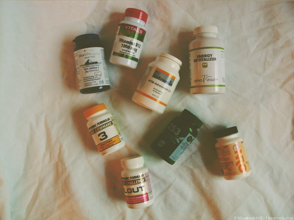 supplementen lyme