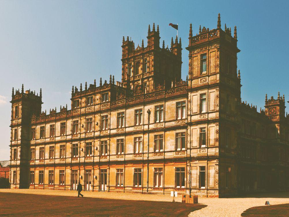 downton abbey estate