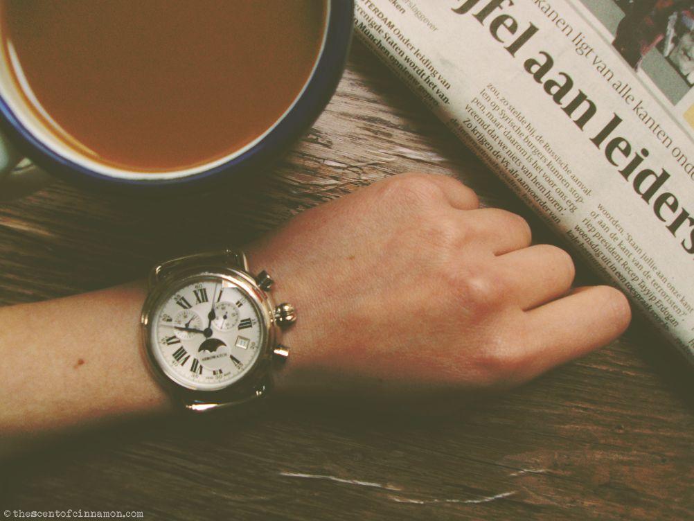 horloge-koffie