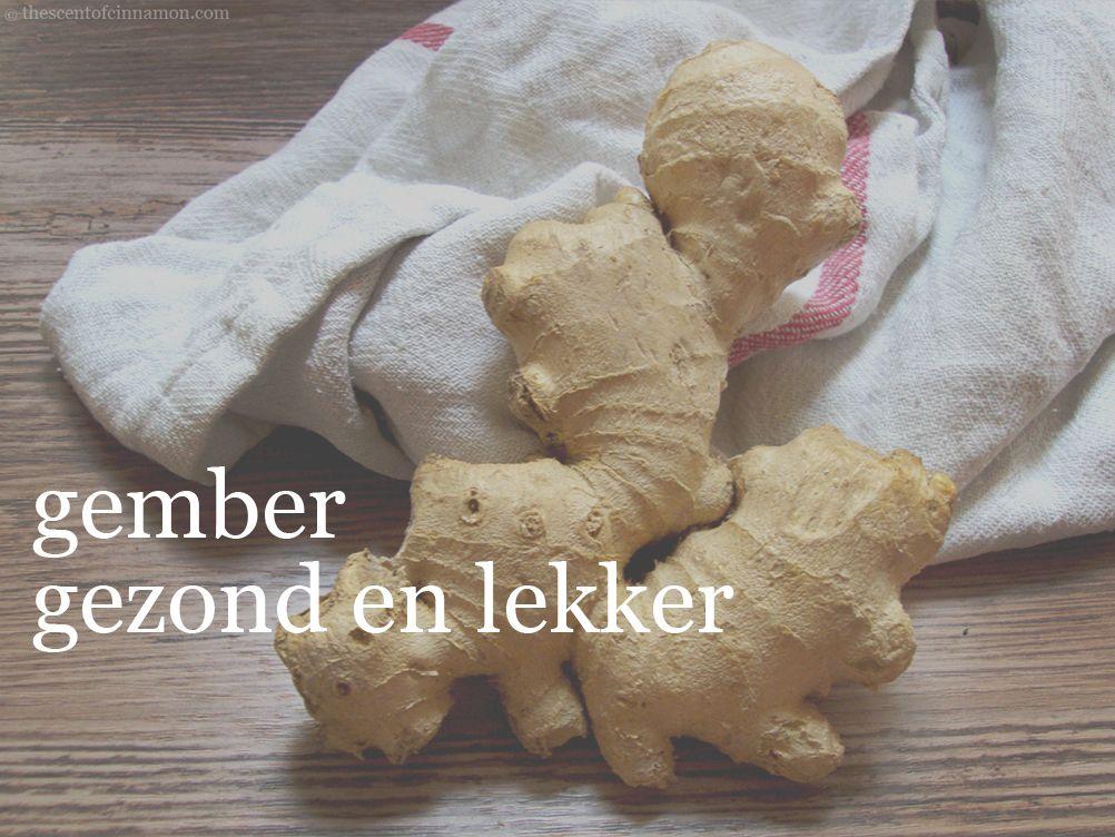 gember_gezond