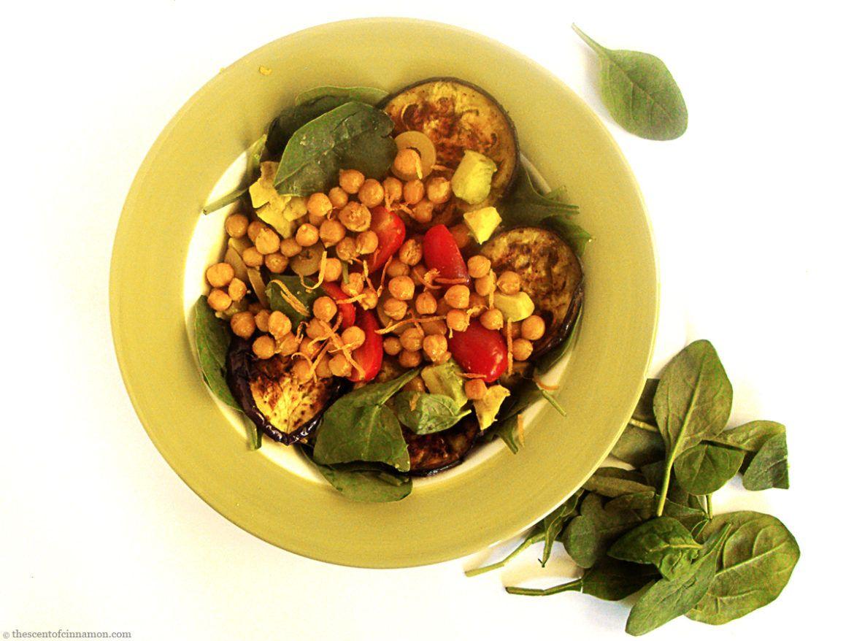 salade_kikkererwten_aubergine2