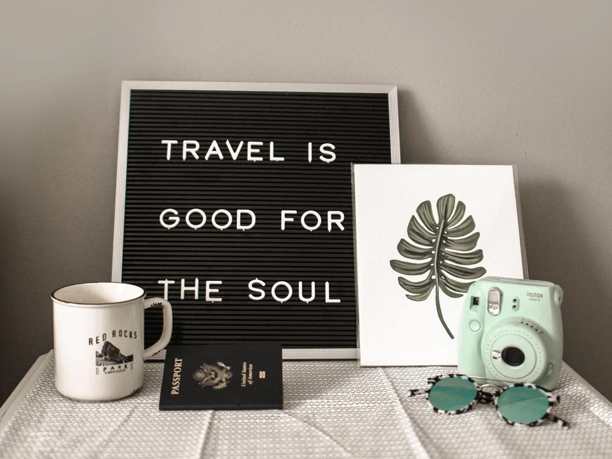 zen op vakantie