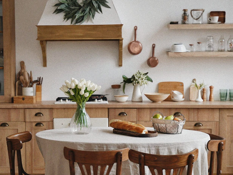 keuken boshuisje
